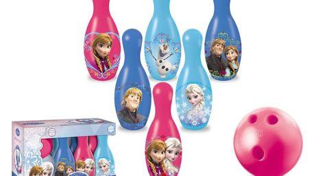 Dětské kuželky MONDO Frozen