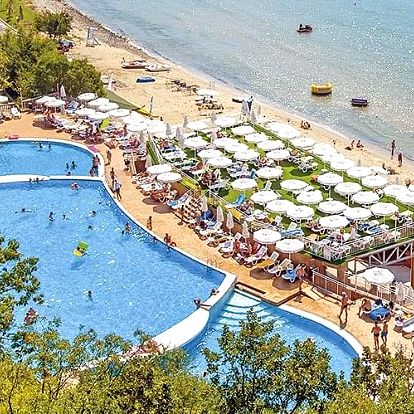 Bulharsko - Sveti Vlas letecky na 7-15 dnů, all inclusive