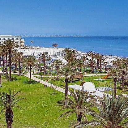 Tunisko - Mahdia letecky na 7-15 dnů, all inclusive