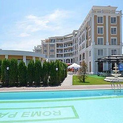 Bulharsko - Slunečné pobřeží letecky na 7-13 dnů, all inclusive