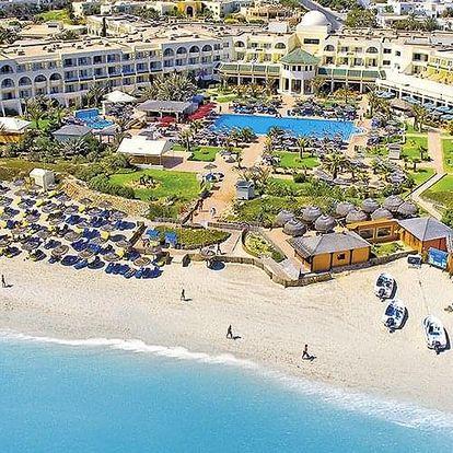 Tunisko - Djerba letecky na 7-15 dnů, all inclusive