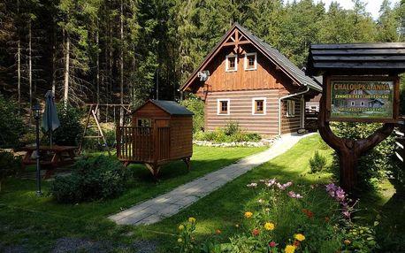 Národní park České Švýcarsko: Chaloupka Anna
