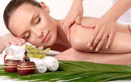 Thajská masáž v salonu Thai Saimai v Opavě na 30 nebo 60 minut