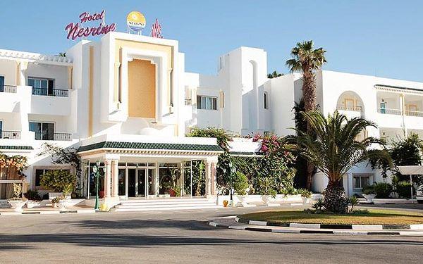 Hotel Nesrine, Tunisko pevnina, letecky, all inclusive2