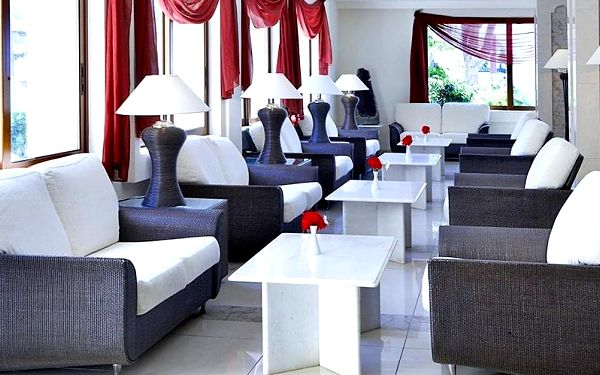 Hotel Sunshine Rhodes, Rhodos, letecky, all inclusive2