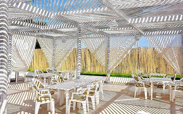 Hotel Bakour Beach By Checkin, Djerba, letecky, all inclusive2