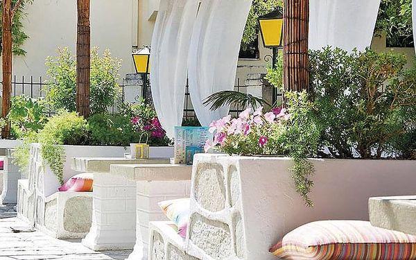 Hotel Sirena Beach, Korfu, letecky, snídaně v ceně2