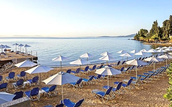 Hotel Aeolos Beach & Resort, Korfu, letecky, all inclusive2