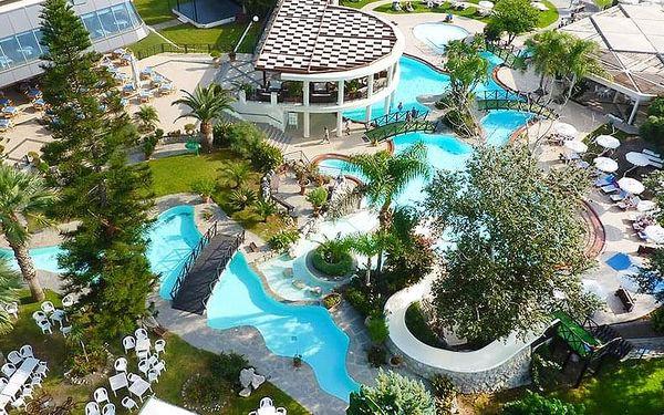 Hotel Calypso Beach, Rhodos, letecky, all inclusive2