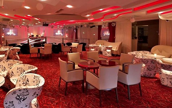 Hotel Flamingo Grand Hotel, Varna, letecky, polopenze2