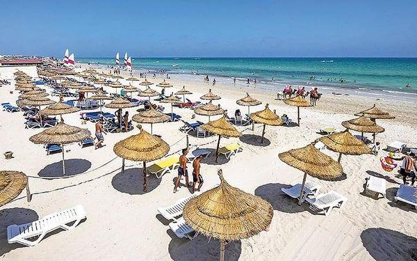 Hotel Welcome Baya Beach Thalasso & Aquapark, Djerba, letecky, all inclusive2