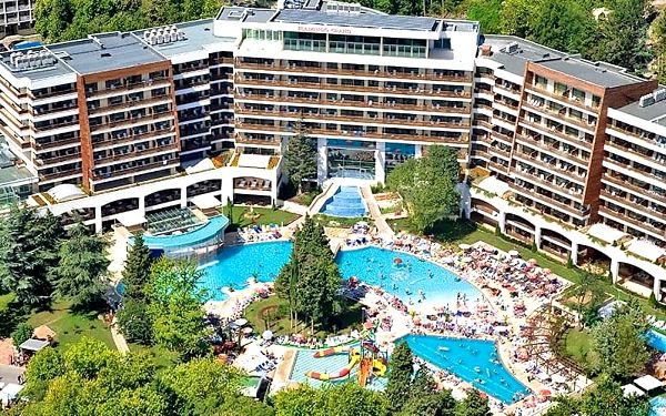 Hotel Flamingo Grand Hotel, Varna, letecky, polopenze3