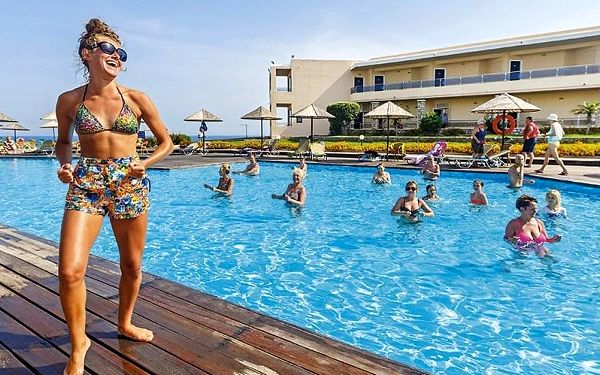 Hotel Lutania Beach, Rhodos, letecky, all inclusive3