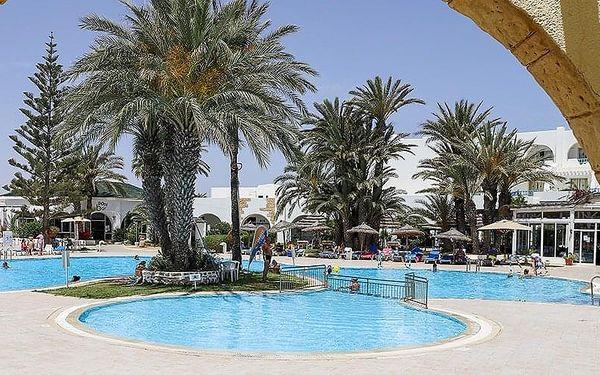 Hotel Golf Beach Djerba, Djerba, letecky, all inclusive3