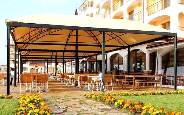 Hotel Sunrise All Suites, Varna, letecky, all inclusive2