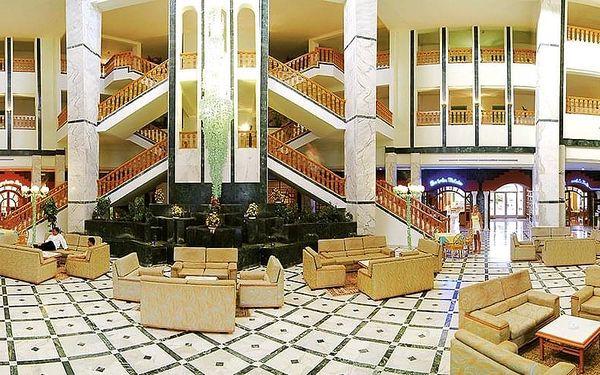 Hotel Le Soleil Bella Vista, Tunisko pevnina, letecky, strava dle programu3