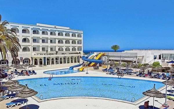 Hotel Primasol El Mehdi, Tunisko pevnina, letecky, strava dle programu3