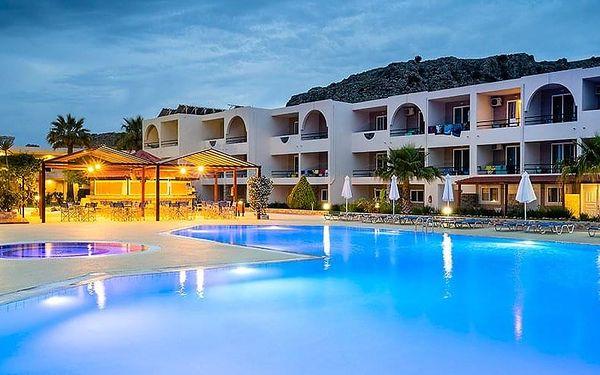 Hotel Lardos Bay, Rhodos, letecky, all inclusive5