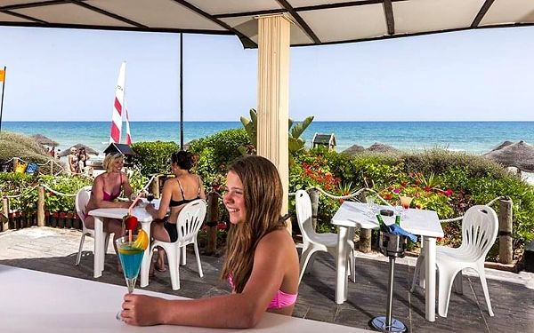 Hotel Club Magic Life Africana Imperial & Aquapark, Tunisko pevnina, letecky, all inclusive4