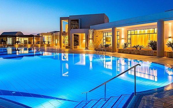 Hotel Grand Hotel Holiday Resort, Kréta, letecky, polopenze4
