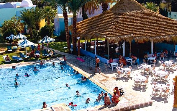 Hotel Caribbean World Monastir Resort & Aquapark, Tunisko pevnina, letecky, all inclusive2