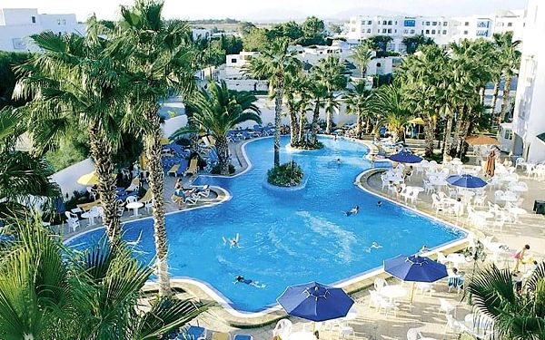 Hotel Nesrine, Tunisko pevnina, letecky, all inclusive5