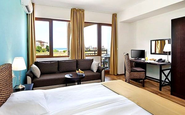 Hotel Sunrise All Suites, Varna, letecky, all inclusive5