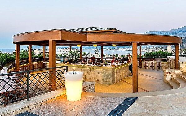 Hotel Grand Hotel Holiday Resort, Kréta, letecky, polopenze5