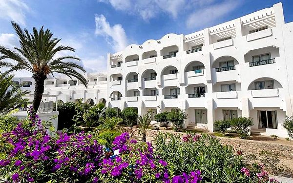 Hotel Welcome Baya Beach Thalasso & Aquapark, Djerba, letecky, all inclusive5