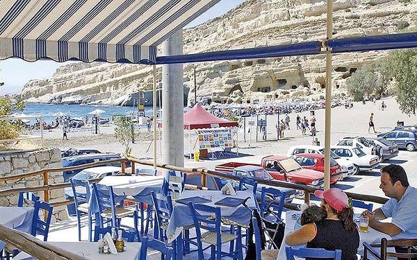 Hotel Zafiria, Kréta, letecky, snídaně v ceně3
