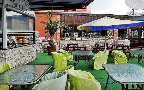 Hotel Meridian, Burgas, letecky, polopenze3
