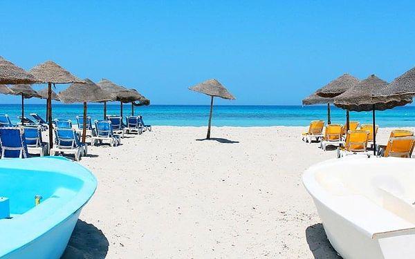Hotel Bakour Splash By Checkin, Djerba, letecky, all inclusive5