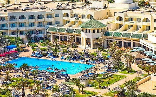 Hotel Djerba Mare, Djerba, letecky, all inclusive2