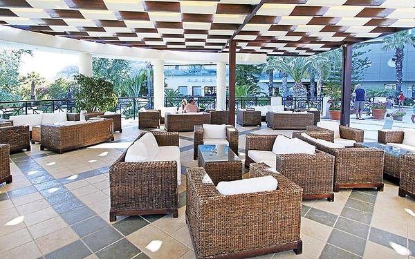 Hotel Calypso Beach, Rhodos, letecky, all inclusive5