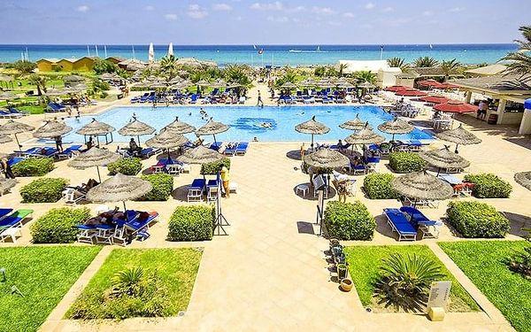 Hotel Djerba Mare, Djerba, letecky, all inclusive3