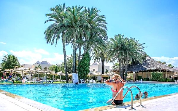 Hotel Caribbean World Monastir Resort & Aquapark, Tunisko pevnina, letecky, all inclusive4
