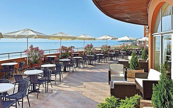 Hotel Sol Luna Bay Resort, Varna, letecky, all inclusive2
