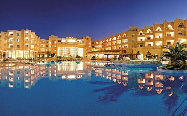 Hotel Skanes Serail & Aquapark, Tunisko pevnina, letecky, strava dle programu4