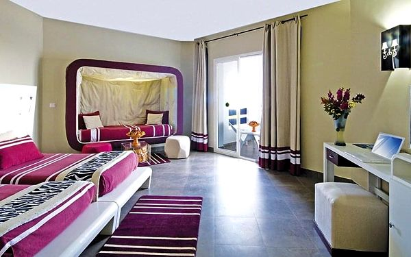 Hotel Fiesta Beach, Djerba, letecky, strava dle programu4