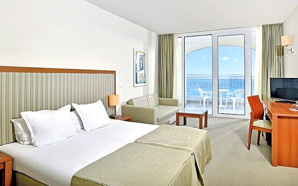 Hotel Sol Luna Bay Resort, Varna, letecky, all inclusive3