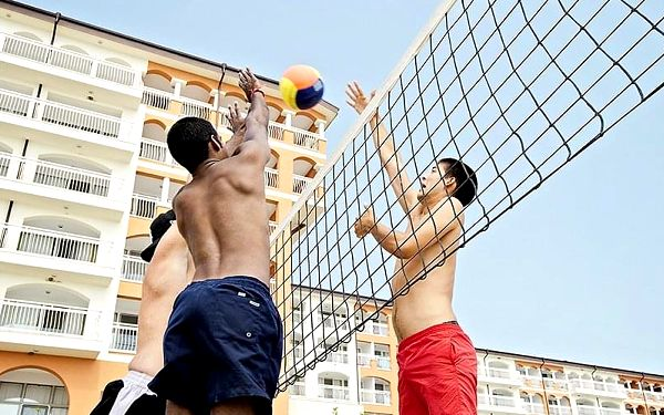 Hotel Sol Luna Bay Resort, Varna, letecky, all inclusive4