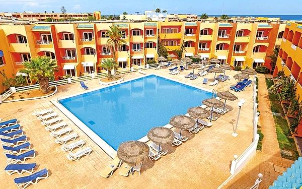 Hotel Caribbean World Djerba, Djerba, letecky, all inclusive3
