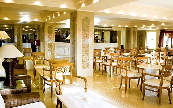 Hotel Sunshine Rhodes, Rhodos, letecky, all inclusive5