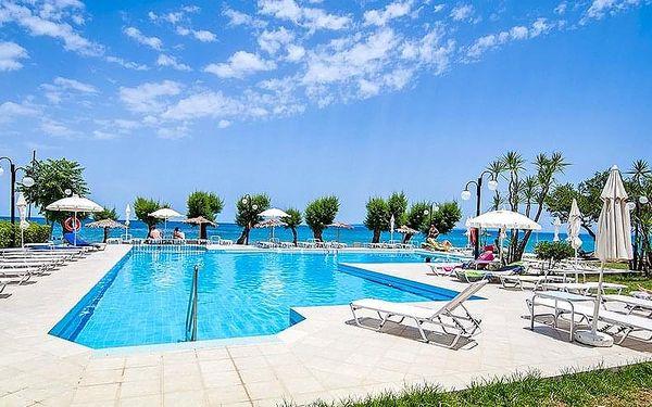 Hotel Mimoza Beach, Zakynthos, letecky, polopenze3