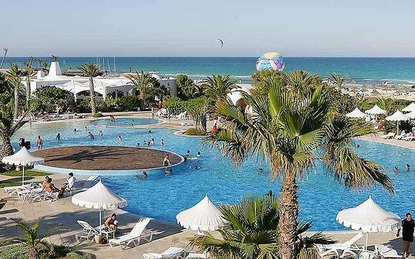 Hotel Iliade & Aquapark, Djerba, letecky, all inclusive4