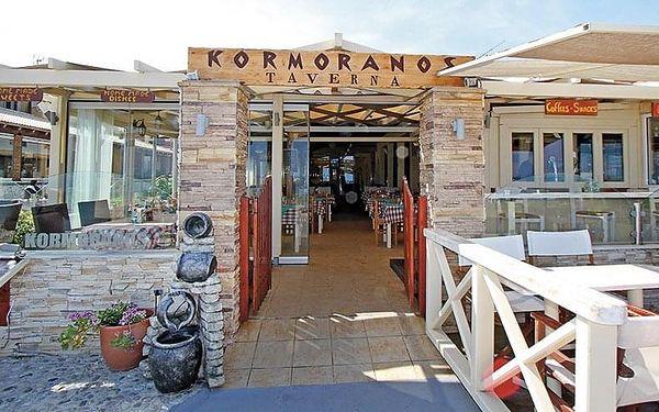Hotel Kormoranos, Korfu, letecky, polopenze5