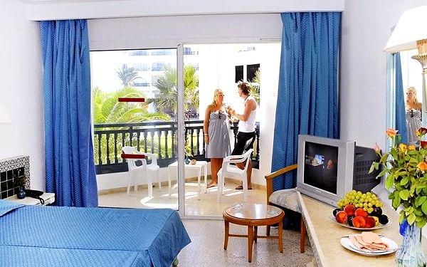 Hotel Le Soleil Bella Vista, Tunisko pevnina, letecky, strava dle programu5