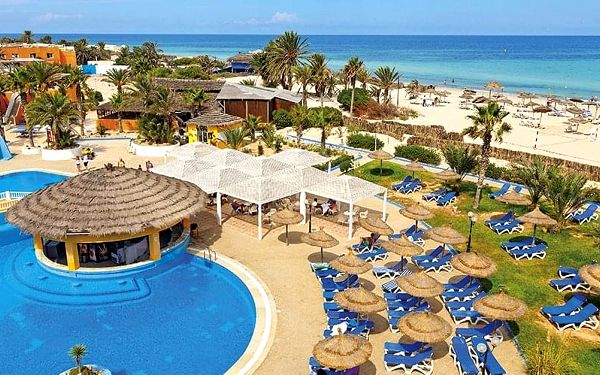 Hotel Caribbean World Djerba, Djerba, letecky, all inclusive4