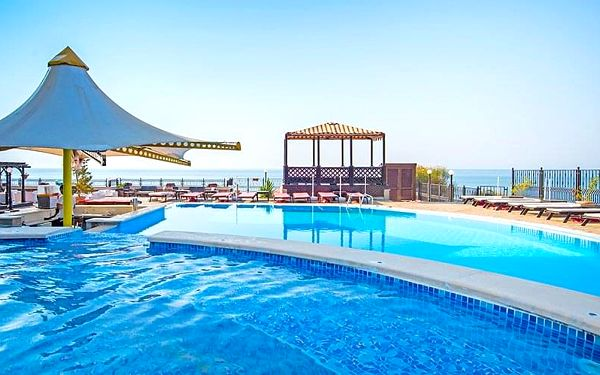 Hotel Tiva Del Mar, Burgas, letecky, all inclusive