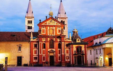 Vánoční koncert v bazilice svatého Jiří na Pražském hradě